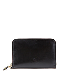 Wallet with Dividers New Black