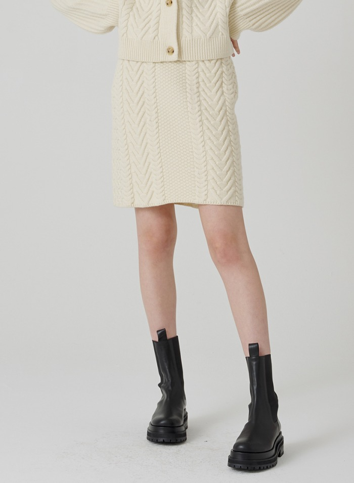 Remi cable skirt