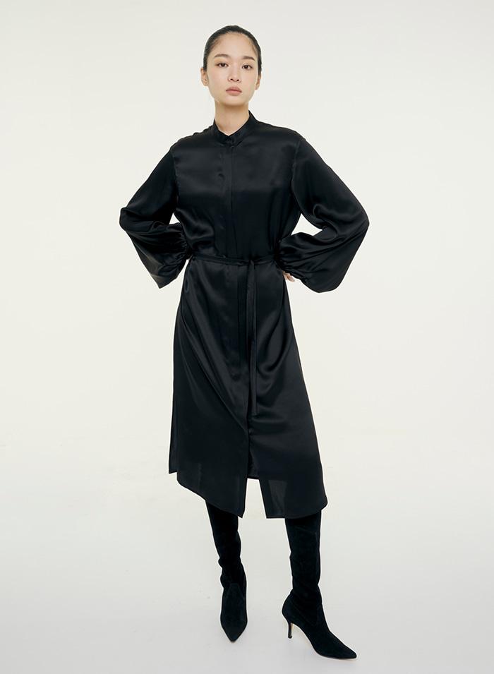 Danna silk dress - 레디투웨어