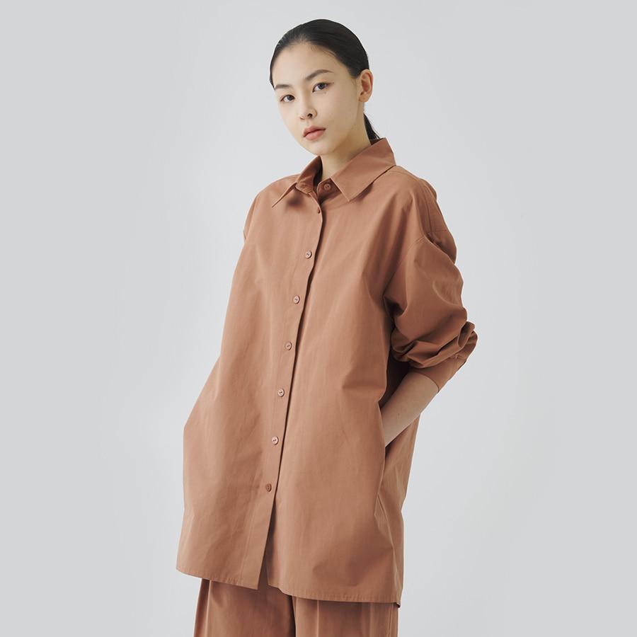 Innes cotton shirts - 레디투웨어