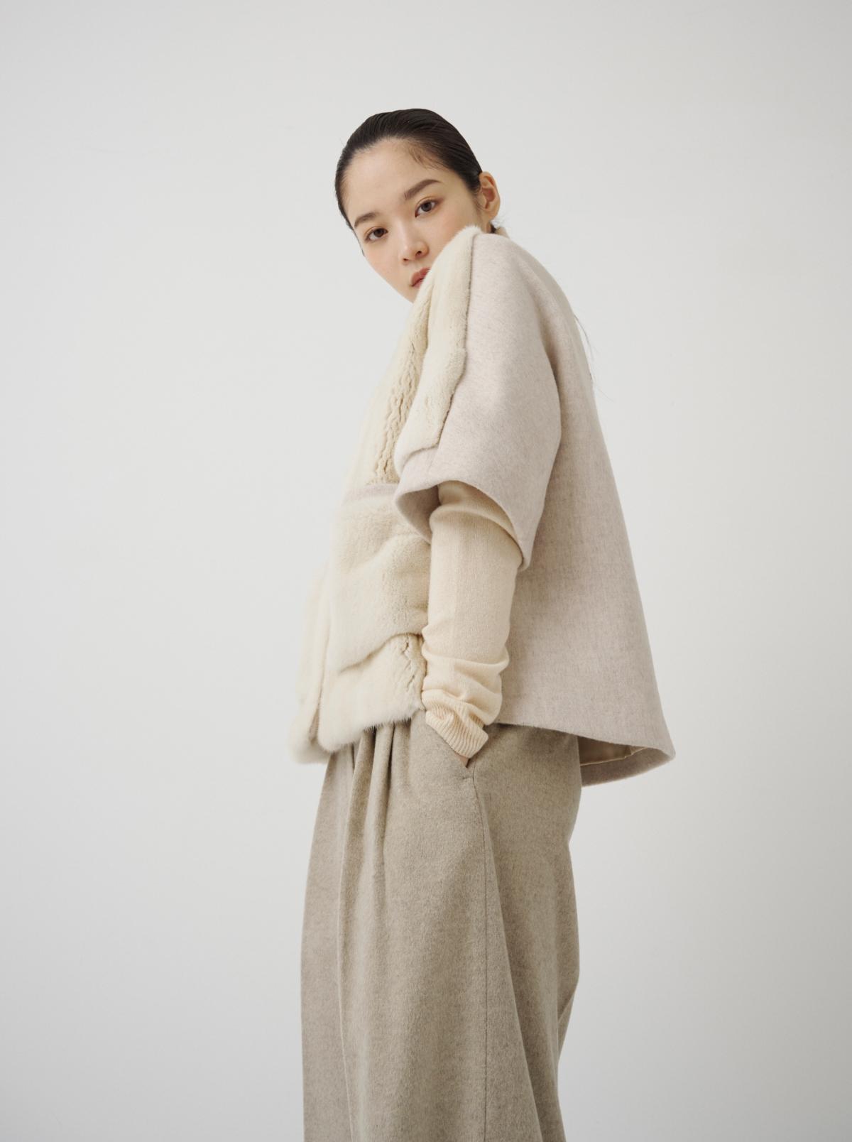 재킷 모델 착용 이미지-S13L45