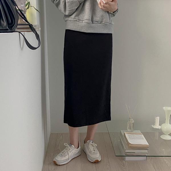 デイリーニットスカート