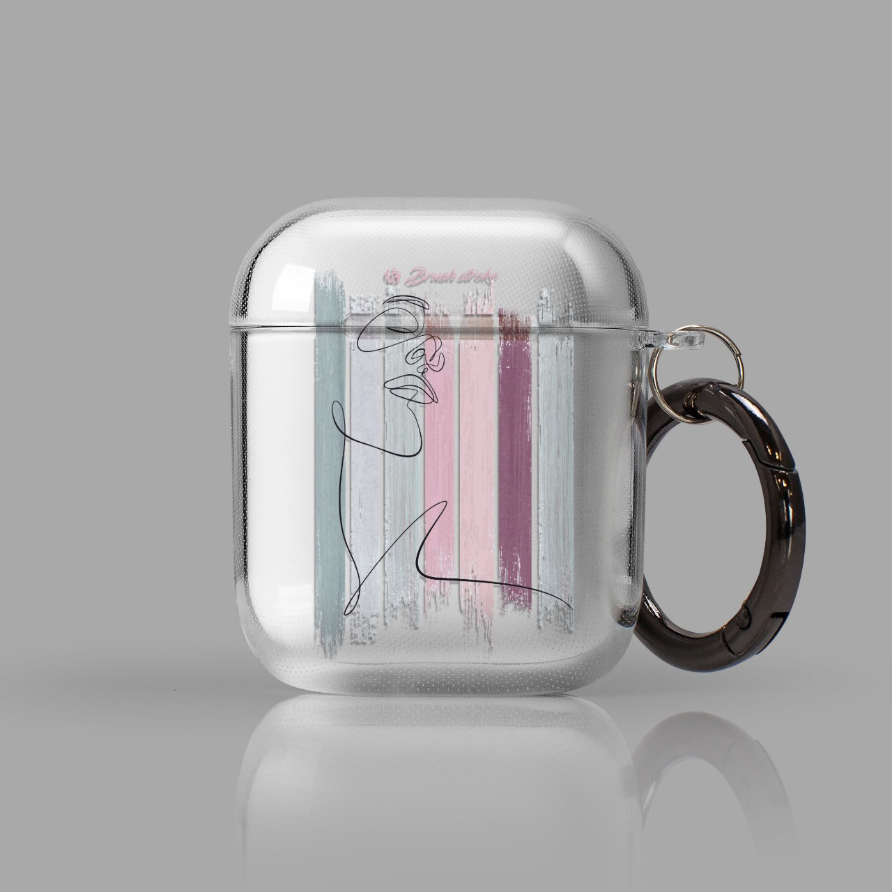 [Airpods cases] Brushstrokes No.08