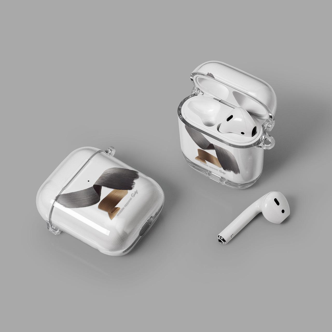 [Airpods cases] Simplicity No.03