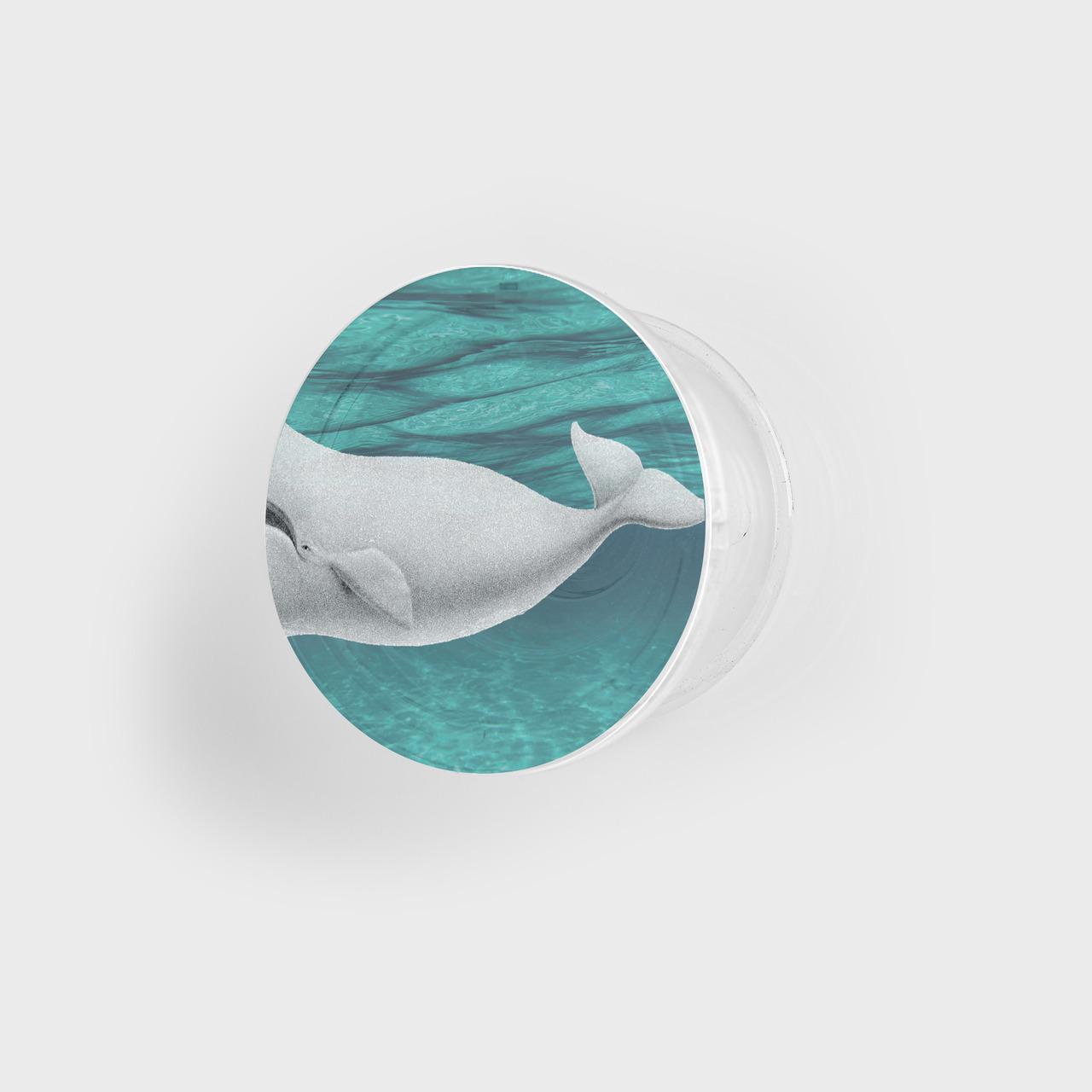 [투명폰케이스+TOK 세트] Ocean No.03