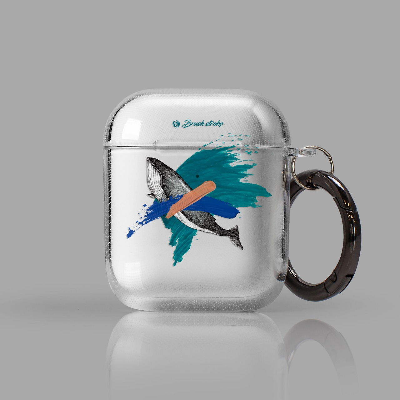 [Airpods cases] Brushstrokes No.16