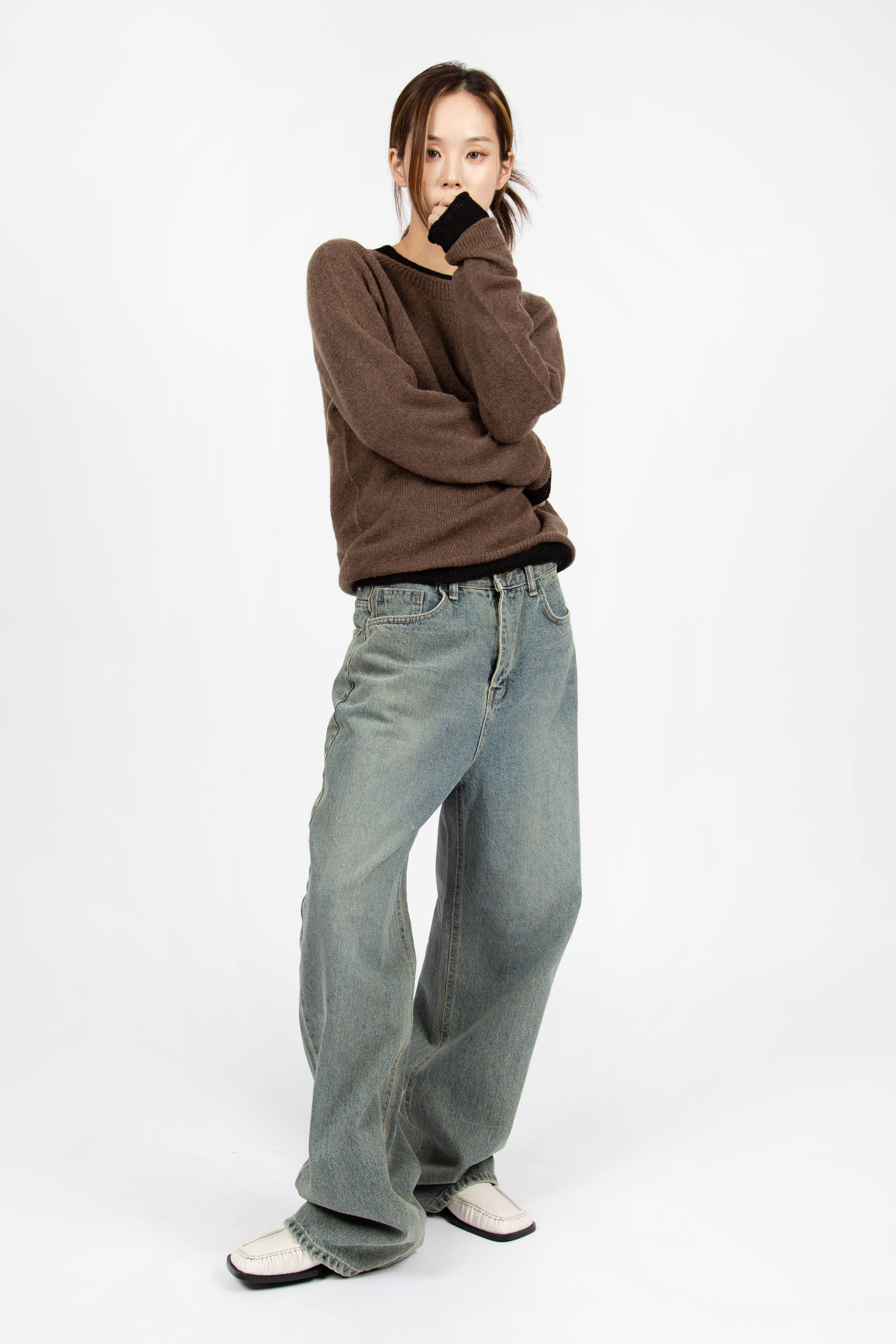 OLD MAXI JEANS