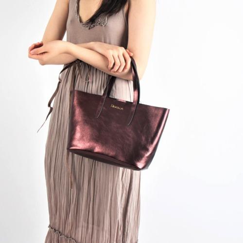Feather Petit Bag (Choco)