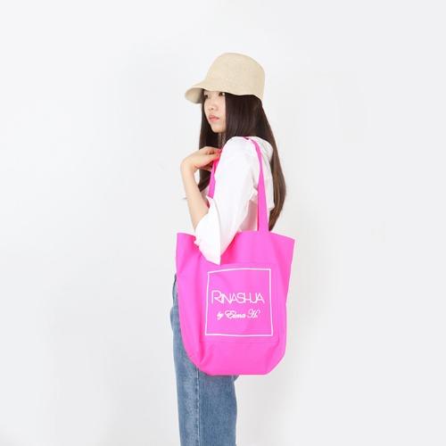 Pocket Summer Bag (Neon Pink)