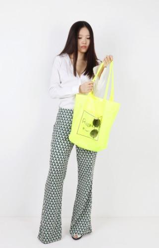 Pocket Summer Bag (Neon)