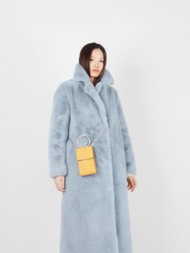 Ecofur Coat 20 (Sky Blue)