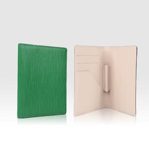 Eppy Passport Wallet (Green)