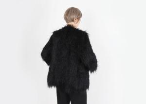 Ecofur Coat 20 Half (Black)