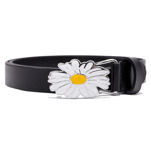 FLOWER BELT_BLACK