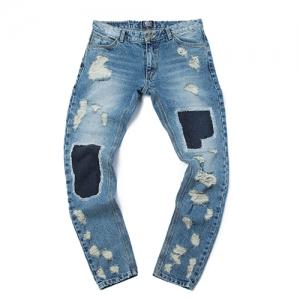 DESTROYED REPAIR PANTS