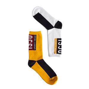[헤드 바이 로맨틱크라운]1950 Color Socks[2 SET]