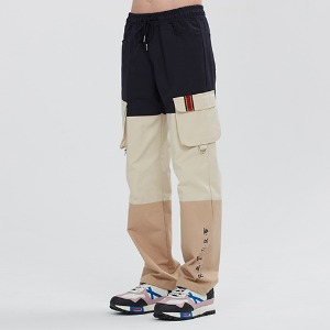 DIVISION CARGO PANTS_NAVY