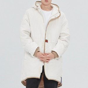M51 QUILTING JACKET_OATMEAL