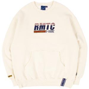 RMTC LOGO POCKET SWEATSHIRT_OATMEAL