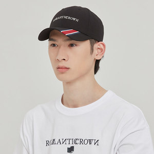 RMTCRW LOGO CAP_BLACK