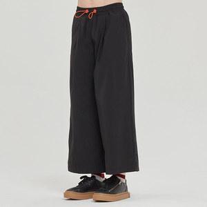WIDE FIT EASY PANTS_BLACK