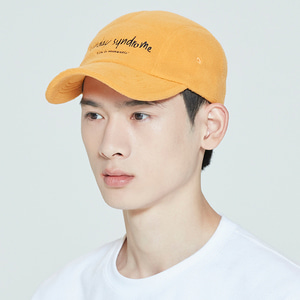 SUNDAY SYNDROME CAMP CAP_YELLOW