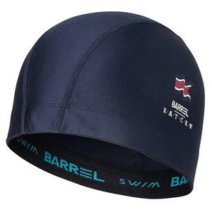 [BARREL X RMTC]DURAFLOW SWIM CAP_DEEP NAVY
