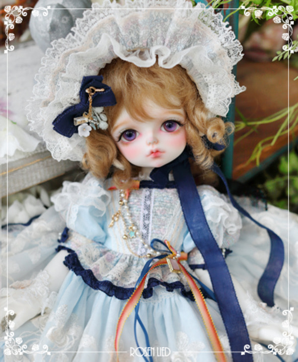 Holiday's Child Boutique Limited CoCo - French Blue