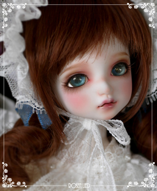 Tuesday's Child Limited Beige - for 7th anniversary
