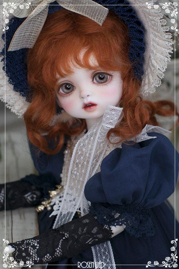 Limited : 치즈 - Princess Ginger