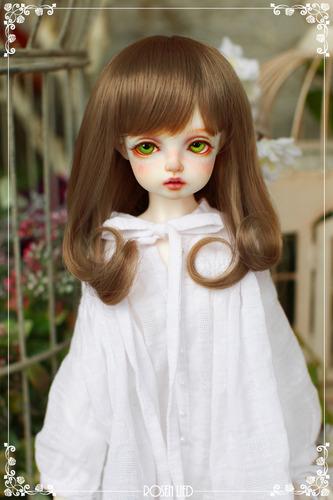 Alice (ver.Long) (New HRF - Warm brown)