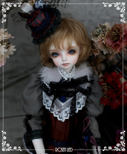 Wednesday's Child Limited Flora (ver.boy) -  Earl grey prince