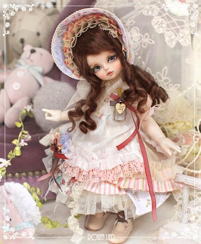 Tuesday's Child Limited Viola - Romantic Bohemian