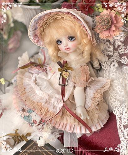 Tuesday's Child Limited Ravie - Romantic Bohemian
