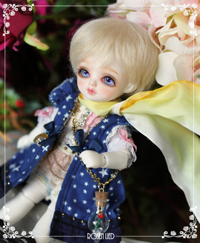 Monday's Child Limited Mocha - For I.Doll in Tokyo