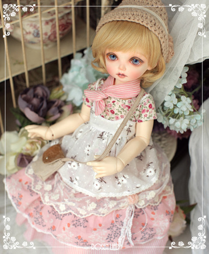 RDHL-022 Holiday's Child Limited Dress - Sugarbaby Love