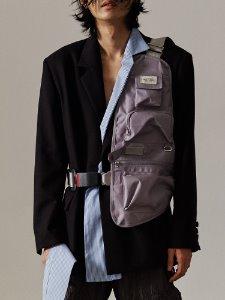 Seat belt vest bag - GY