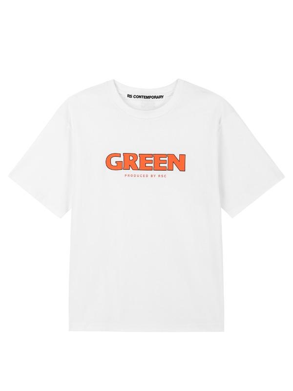 GREEN T SHIRT - WH