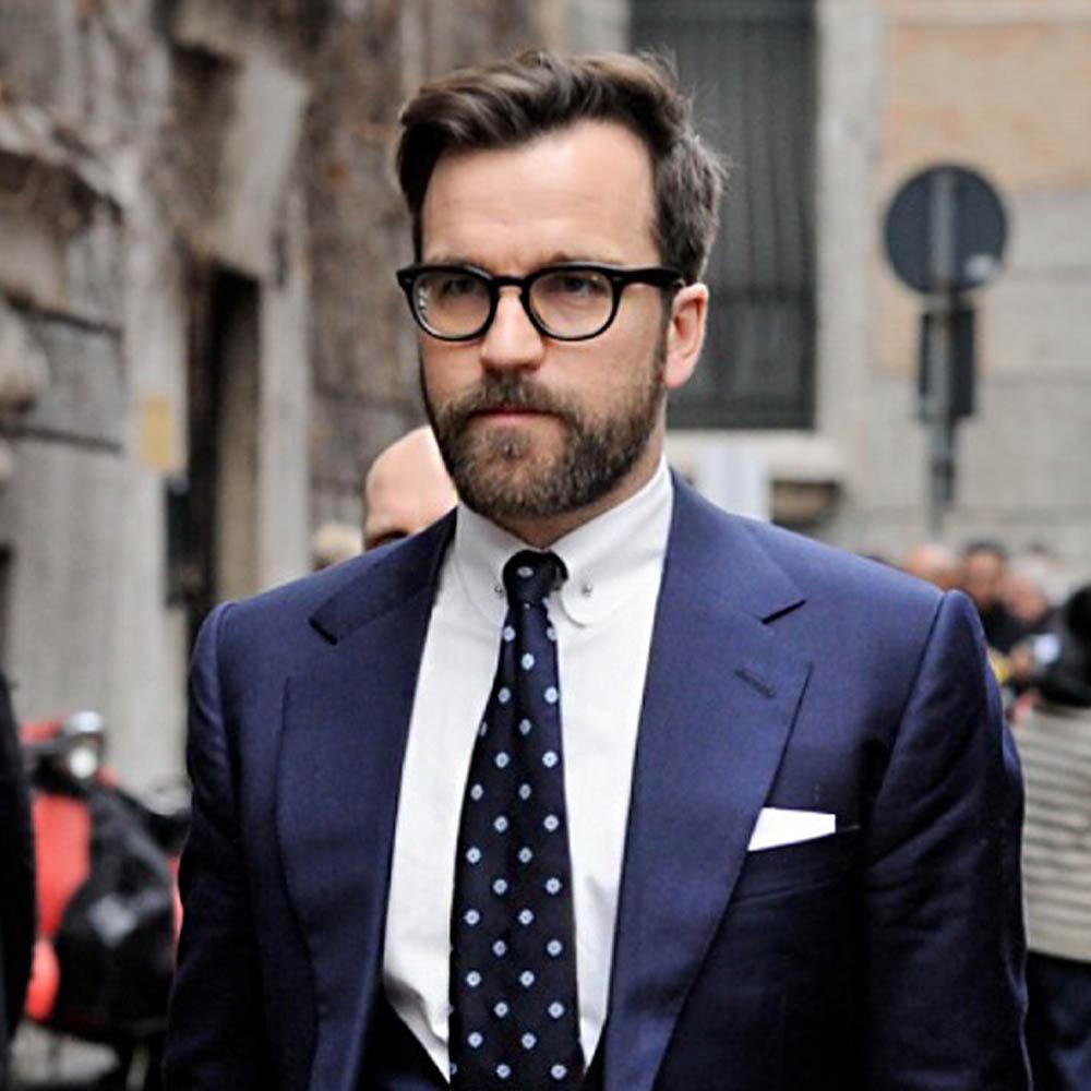 안경, 남성 자기만의 새로운 멋을 더하다