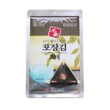 삼각김밥용포장김(20매)