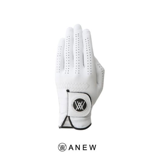 M Logo Colour Left Only Glove_White