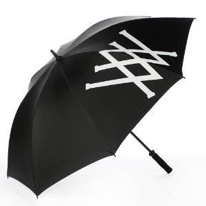 Golf Umbrella_ BLACK 100% UV protection