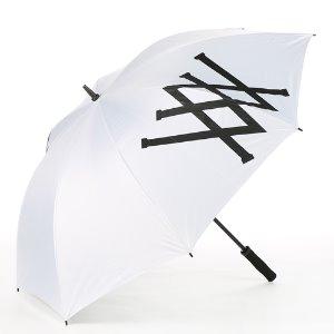 Golf umbrella_WHITE 100% UV protection