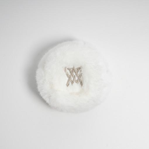 Fur Ball Case 2 Ball _White