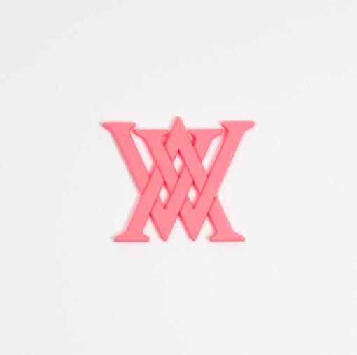 New Logo Ballmarker_Hot Pink