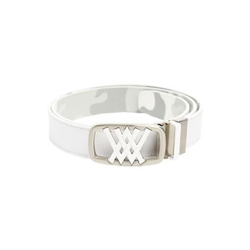 Reversible Original logo Belt_White