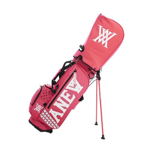 Anew Golf OG2 Vintage Stand Bag_Hot Pink