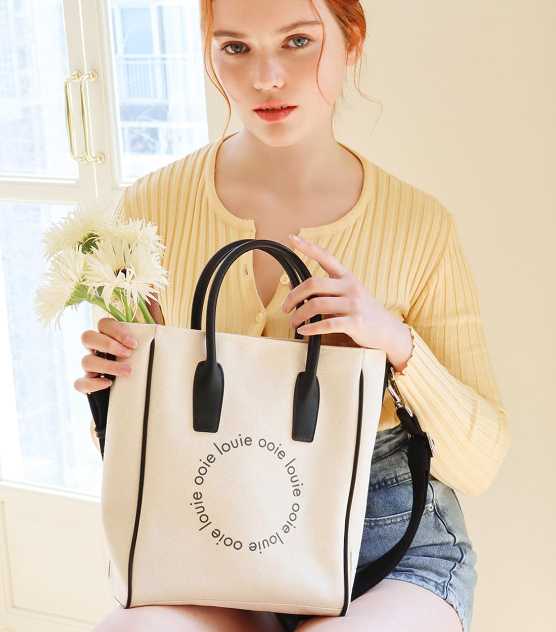 [한소희 착용] alice bag - black