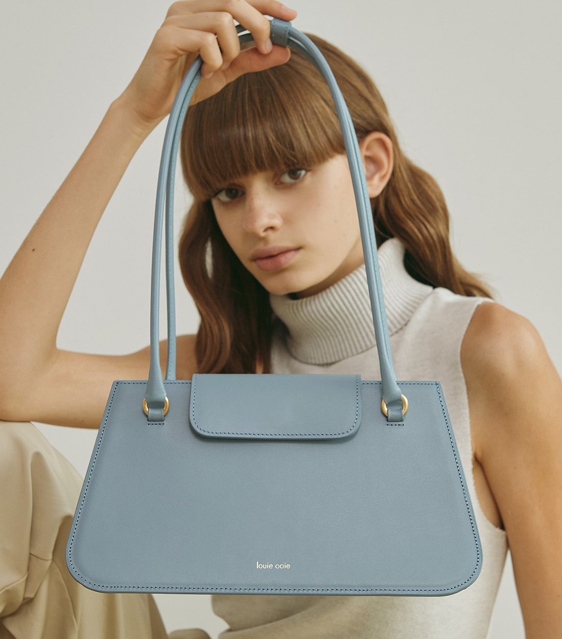 pattie bag - french blue