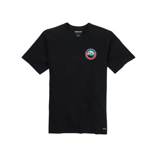 밸롭몰 BURTON 랜드 호 반팔 티셔츠 True Black BTIM0382, ballop